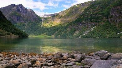 Naeroyfjord