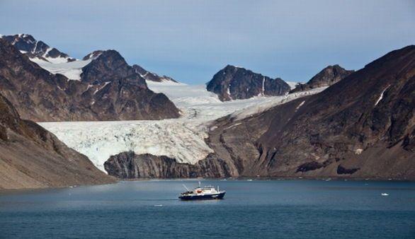 Reisezeit Spitzbergen
