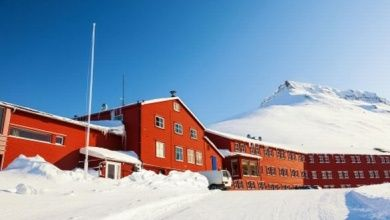 Unterkünfte in Spitzbergen