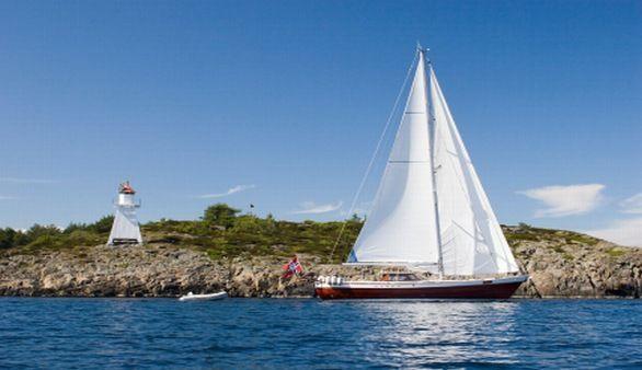 Segelurlaub in und um Norwegen