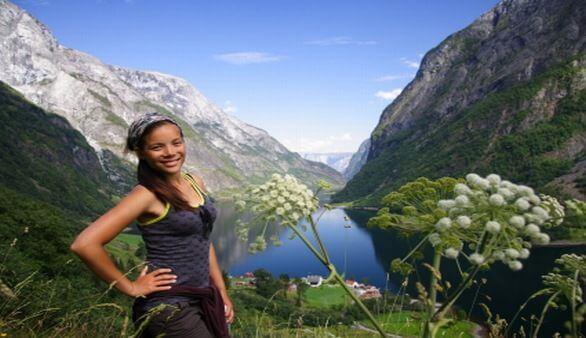 Wanderurlaub in Norwegen