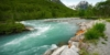 Die großen Flüsse Norwegens